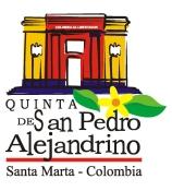 LOGO QUINTA DE SAN PEDRO ALEJANDRINO